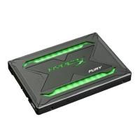 SSD Kingston Hyperx Fury RGB 240GB / Kingston Hyperx Fury RGB 240GB