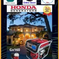 Genset SF 2900 DXE 2,5 KVA Honda WOLF