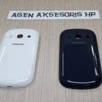 [ TERMURAH ] Back Cover Samsung Fame Duos S6810 S6812 BackDoor HP Tutu