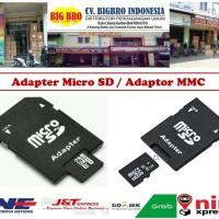 Adaptor Micro Sd Adapter Colokan Rumah Memory Card MMC Sd