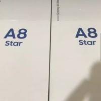 HP SAMSUNG GALAXY A8 Star 2018 GARANSI RESMI SEIN BLACK DAN WHITE