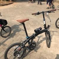 Sepeda Lipat Folding Bike Dahon VIgor P9 20 inch - Second Modif