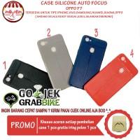 Murah Meriah Case Oppo F7 Auto Focus Motif Hp Leather Kulit