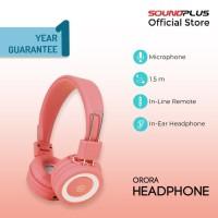 [FS] Soundplus - Orora | Headphone Murah Promo Natural Sound With Mic
