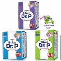 Dr p adult popok dewasa M .L .XL