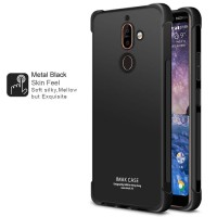 Softcase TPU IMAK Shockproof Slim Case Airbag Casing HP Nokia 7 Plus
