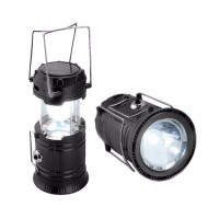 Lampu Emergency + Senter Lentera Tarik 5800