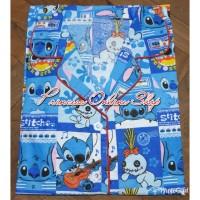 Harga piyama dewasa lilo stitch biru cp baju tidur | Hargalu.com