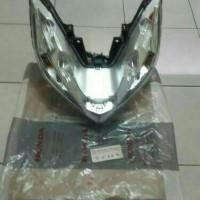 REFLEKTOR LAMPU DEPAN ORI HGP VARIO 125 LED.VARIO 150 ORI Berkualitas