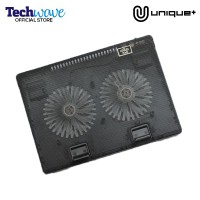 Unique Notebook Cooler Coolingpad Kipas Pendingin Laptop Notebook ZT01