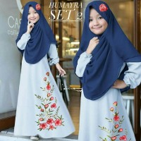 g GOLDEN SYARI KID busana muslim anak perempuan hijab model terbaru