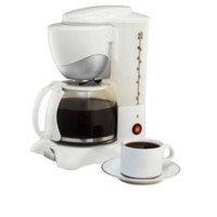 new Sharp Coffee Maker 10-12 Cup - HM-80L(W) - White