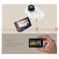 Termurah Xiaomi Yi 2 4K Ver International Action Camera - Hitam