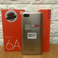 HP XIAOMI REDMI 6A (XIOMI MI 6 A RAM 3/32 GB 3GB/32GB) GOLD & GREY - A
