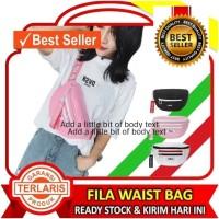 Tas Selempang Waist Bag FILA Wanita Waistbag Selempang Fashion Import