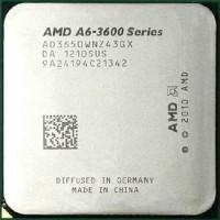 Komputer Processor APU A6 3600 Quad core 2 1 GHz Socket FM1