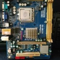 Komputer Motherboard ASROCK G31 LGA 775 G31M S DDR2 Mobo G 31 DDR 2