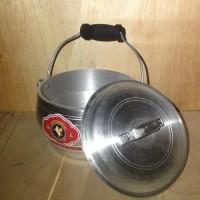 panci kastrol no12 nasi liwet tradisional kapasitas 1kg