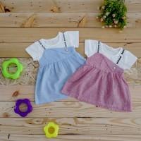 Baju Dress Anak Perempuah Bayi Balita Lucu Branded Import