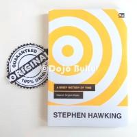 A Brief History of Time ( Sejarah Singkat Waktu ) Stephen Hawking