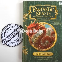 Fantastic Beasts and Where to Find Them - EDISI HARD COVER