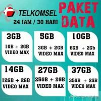 Harga Paket Data Telkomsel Hargano.com