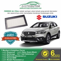 FILTER UDARA FERROX SUZUKI SX4  S CROSS 1.5L 2017 (8974)