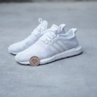 KEREN sepatu olahraga lari adidas swift run full white putih original