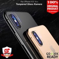 Tempered Glass Kamera Belakang iPhone XS Max XS X Benks KR ea6e6ada8c