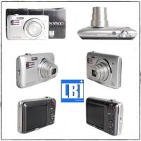 Harga nikon coolpix s3500 kamera saku tinggal jepret lbi jogja   Hargalu.com