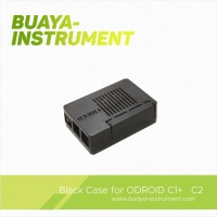 Black Case for ODROID C1+ / C2 Strong Durable Plastics Casing Hitam