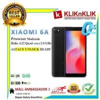 XIAOMI Redmi 6A-2GB-16GB-Black- TAM - Mediatek - Face unlock - 37516