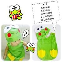 Jual Baju Bayi Kostum Keroppi Lucu Berkualitas Murah Limited