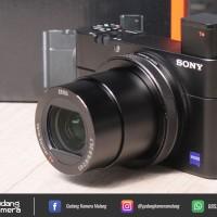 [SECONDHAND] - SONY RX100 Mark V - 4451 @Gudang Kamera Malang
