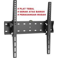 Breket/Bracket TV LCD/LED/PLASMA 32-55 inci Looktech (FT)