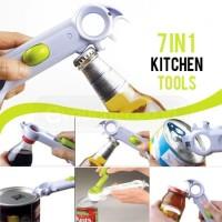 0400 Pembuka Botol & Kaleng 7 in 1 - Kitchen Can Do