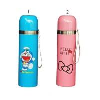 Sale Termos Hello Kitty & Doraemon 007 500 Ml (800211050)