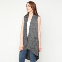 duapola Embroidery Fiber Vest 8039