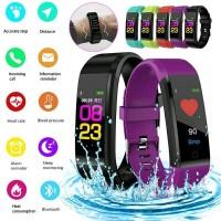 smartband smartwatch jam tangan pintar tahan air connect handphone