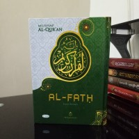 AlQuran Al-Fath, Al-Quran 15 baris khat madinah, rasm utsmani - Alfath