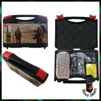 GROED Handphone Dual SIM Multifungsi Walkie Talkie Power Bank 26OKNTL
