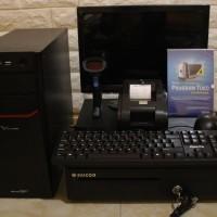 Komputer Kasir Lengkap Full Set Garansi 1 Tahun