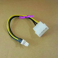 Kabel Power Molex to Fan 3 Pin