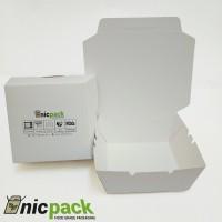 LUNCH BOX PAPER SIZE S (FOODGRADE) 05C-S