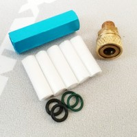 hand, pump, pompa, pcp, paint ball, airsoft, saringan, filter, small