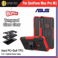 Case Asus Zenfone Max Pro M1 New Edition Casing Slim BackCase Hp Cover