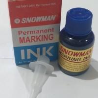 Tinta Permanen Snowman G-12