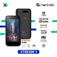 EVERCOSS XTREAM 1 HP 4G LTE 1G/8GB