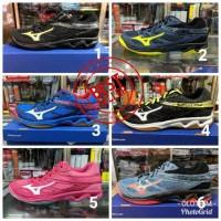 Sepatu voli Mizuno Thunderblade NB sepatu voli sepatu olahraga