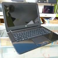 Laptop HP 14 AMD A4 5000 Ram2gb Vga ati radeon Black like new